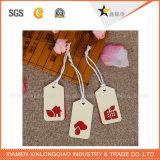 Etiketten en Markeringen van de Maatkleding van de Prijs van de fabriek de de Plastic