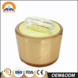 vaso crema di plastica di lusso 30g per l'imballaggio cosmetico di cura di pelle