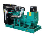 디젤 엔진 침묵하는 중국 전기 발전기 500kVA/400kw