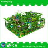 Темы джунглей игр детей Wenzhou спортивная площадка пластичной крытая