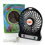Ventilateur Mini USB Mini USB portable rechargeable Cooling Cool Mini Ventilateur