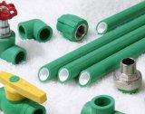 Mesure d'épaisseur pour la ligne d'extrusion de tuyaux Pex