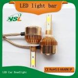 싼 LED 헤드라이트 C6 H1 H3 H7 H8 H11 9005 (HB3) 9006 (HB4) 9012대의 차 헤드라이트