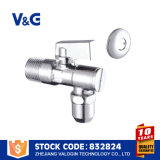 Угловой вентиль низкой цены высокого качества латунный (VG-E12501)