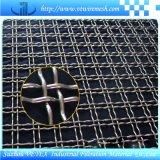 Rete metallica unita utilizzata in costruzione