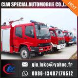 Camion de lutte contre l'incendie de réservoir d'eau d'Isuzu 3000liter/3cbm