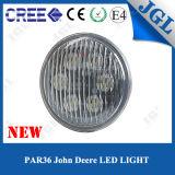 Luz brillante estupenda del trabajo de la conducción de automóviles de 18W LED para John Deere