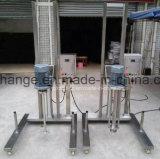 Alto homogeneizador escarpado del mezclador del acero inoxidable