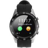 Kw88タッチ画面のクォードのコアGPS人間の特徴をもつ摩耗3Gの電話スマートな腕時計