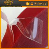 Il doppio industriale dell'alta pellicola trasparente adesiva a doppia faccia di adesione ha parteggiato nastro