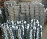 Провод высокой напряженности горячий окунутый гальванизированный стальной