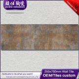 Azulejo de cerámica barato de la pared de las tallas estándar del color blanco para el comedor