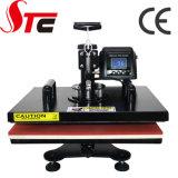 Machine partie de transfert thermique d'oscillation secouant la machine principale Stc-SD07 de presse de la chaleur de machine de transfert de presse de la chaleur
