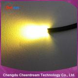 75照明のための繊維0.75mmの終わりの白熱PMMA光ファイバケーブル