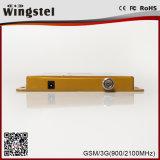 デュアルバンドGSM WCDMA 900 2100MHz 2g 3G 4Gの携帯電話のシグナルのブスター