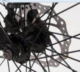 يخفى بطارية دوّاسة مساعد جبل درّاجة مع مادّة مغنسيوم سبيكة عجلة