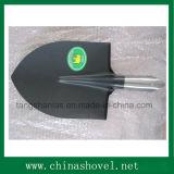 Лопата лопаткоулавливателя Polished шеи части лопаткоулавливателя стальная
