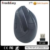 Nachladbare Batterie-ergonomische vertikale kühle drahtlose Maus