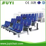 Tribuna Presidente Estadio Jy-720 plegable del blanqueador de asientos plegable telescópico