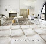 Dunkle graue Form-Kleber-Fußboden-Fliese 600*600
