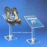 De acryl Tribunes van de Vertoning van de Schoen btr-G1129