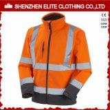 Куртка работы безопасности 2017 визави зимы Hi отражательная