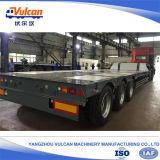Gute Qualitätsniedrige Ladevorrichtung 60 Tonnen halb Schlussteil-mit ISO9001