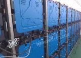 Comitato chiaro esterno di alta risoluzione di P5 LED con l'alluminio di fusione sotto pressione di 640*640mm