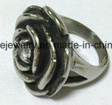 [شينم] مجوهرات تصميم زهرة نمو مجوهرات حلقة [سكر2979]