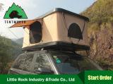 Tenda dura della parte superiore del tetto dell'automobile delle coperture di vendita calda 2017 per il campeggio ed il viaggio con l'annesso