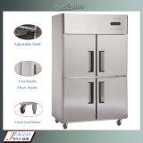 스테인리스 상업적인 냉장고 & 냉장고 부엌 장비