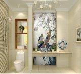 Baumaterial-Glas/keramische/Marmormosaik-Kunst-Muster-Fliese (FYSP029)