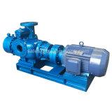 China Horizontal Twin Screw Pump Pompe à huile Application universelle