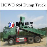 Sinotruk HOWO 아주 새로운 6X4 경쟁적인 덤프 트럭 가격