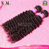 Extensions de cheveux afro Kinky de Malaisie Cheveux humains extra-vierges (QB-MVRH-DW)