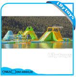 campo da giuoco di salto gonfiabile dell'acqua della sosta/oceano del PVC di 0.9mm da vendere