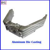 Les pièces électriques personnalisées de support de bride de rotor de four en aluminium le moulage mécanique sous pression