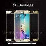 Samsung S6/S7の端スクリーンの保護装置のための移動式アクセサリの緩和されたガラススクリーン電話フィルム