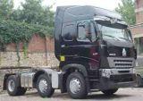 Sinotruk 420HP che trasporta il camion di rimorchio del caricamento con la scatola ingranaggi di 10 velocità