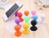 Sostenedor de la bola de la succión del silicón del regalo de la promoción para el teléfono móvil