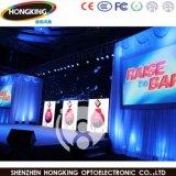 LEIDENE van de huur VideoMuur P3.91, LEIDENE van de Huur P3.91 P4.81 van het Lichte LEIDENE Kabinet P3.91 500X500mm van het Scherm Shenzhen