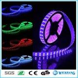 5m doppeltes Streifen-Licht der Reihen-5050 SMD 120 LED/M RGB weißes des Flexled