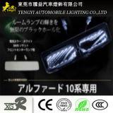 Luz da lâmpada de abóbada da leitura do carro do diodo emissor de luz auto para Toyota Alphard 10-20 séries