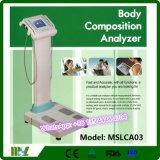 Professionnel analyseur de composition corporelle en 5 fréquences, Mslca03, matériel de sport de système de corps