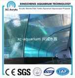 Progetto sottomarino del mondo dell'acquario acrilico libero