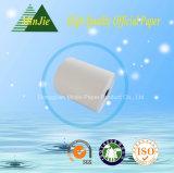 Sola cara lateral de la capa y rodillo del papel termal del cajero del uso del recibo de efectivo