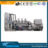 Комплект генератора 12V4000g63 электрической силы двигателя 1440kw 1800kVA Mtu тепловозный