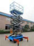 500kg los 7.5m hidráulicos Scissor el vector de elevación (SJY0.5-7.5)