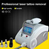 Máquina portable del retiro del tatuaje del laser para el salón casero Mslyl02A del uso/de belleza