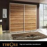새로운 공상 나무로 되는 옷장 가구 목제 옷장 전체적인 판매 Tivo-0056hw